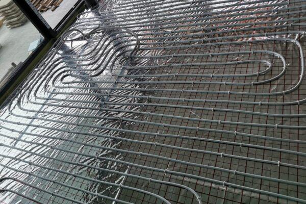 Ogrzewanie podłogowe w Aparthotel w Zakopanem